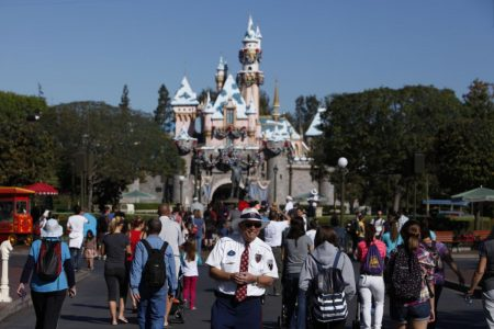 Disney Boosts Minimum Pay by 20% for California Park Staff