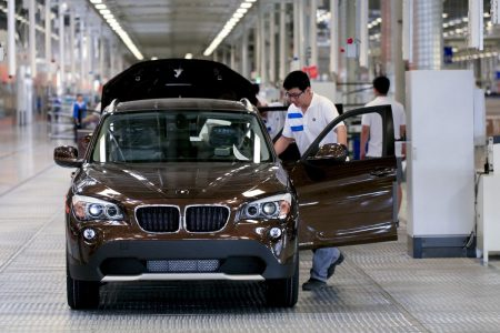BMW Follows Tesla in Raising Prices in China, Citing Tariffs
