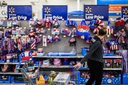 Walmart Draws Fire From Third-Parties' 'Impeach 45' T-Shirts