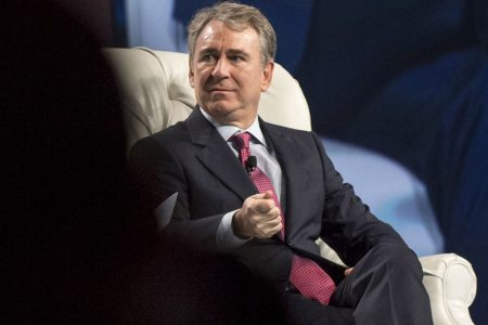 Billionaire Investor Ken Griffin Says He's a Crypto Skeptic