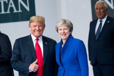 Trump Visit Tests Britain's 'Special Relationship' With US