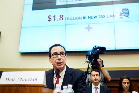 As Trade War Persists, Mnuchin Says China Talks Have 'Broken Down'