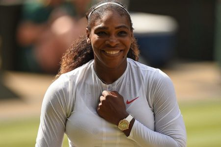 Serena Williams Will Play Angelique Kerber in the Wimbledon Final