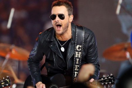 Eric Church's younger brother, Brandon, dies at 36