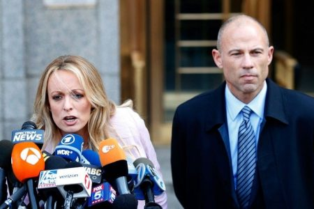 Stormy Daniels lawyer Michael Avenatti teases potential 2020 run against Trump