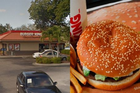 Cop reportedly admits Burger King employee did not put 'dirt and grit' in his burger
