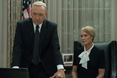Robin Wright breaks silence on Kevin Spacey scandal: 'I didn't know the man'