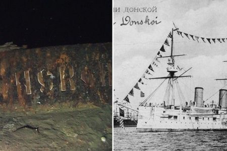 Sunken Imperial Russian warship may contain $130 billion in gold