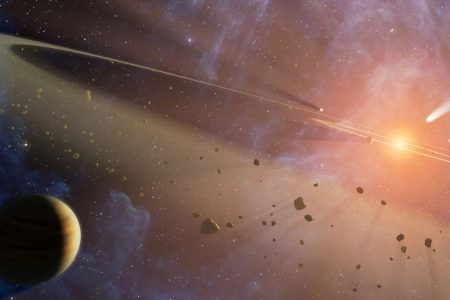 Twin exoplanets look alike, act alike … but have completely different origins