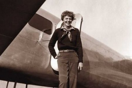 Dozens heard Amelia Earhart radio for help after crashing into Pacific: report