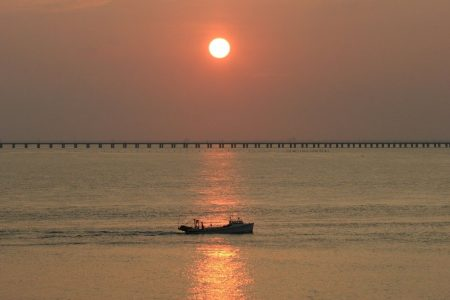 Body found in truck that plunged off Chesapeake Bay Bridge; search continues