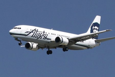Gay couple claims Alaska Airlines separated them so a straight couple could sit together