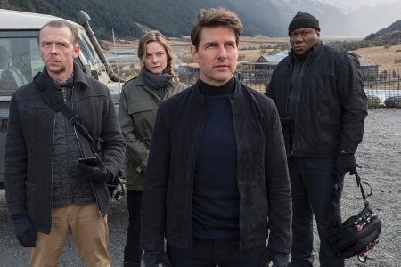 Tom Cruise's 'Mission: Impossible – Fallout' hits No. 1 at box office