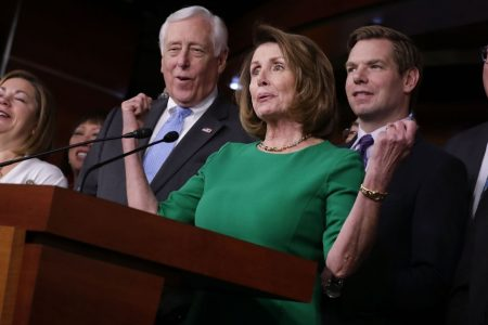 House Democrats pick new slogan ahead of midterms: 'For the people'