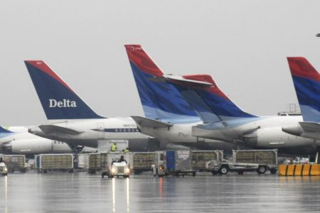 Delta Air Lines hit by rising fuel prices