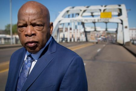 US Rep. John Lewis released from hospital with 'clean bill of health'