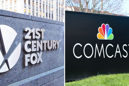 The Justice Department drove a stake through the heart of Comcast's bid for Fox