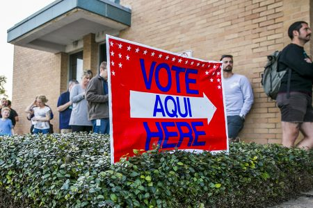 Texas special election: GOP activist wins Farenthold's seat