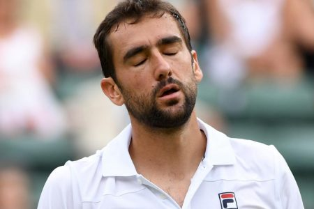 Marin Cilic shocked by Guido Pella in mammoth Wimbledon upset