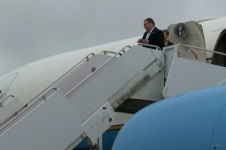 Make or break time for Trump and Kim as Pompeo visits North Korea