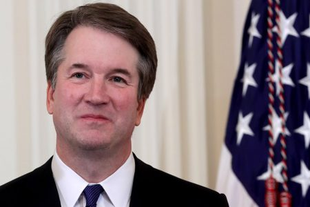 Trump Supreme Court nominee faces widest partisan divide in recent history