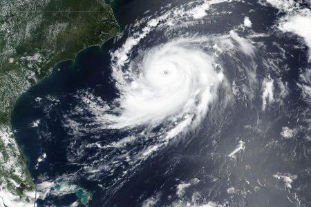 Hurricane Chris is still speeding but not getting stronger