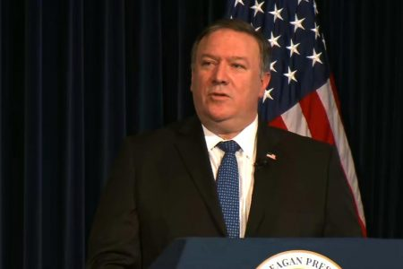 Pompeo accuses Iranian Supreme Leader of profiting from $95 billion hedge fund
