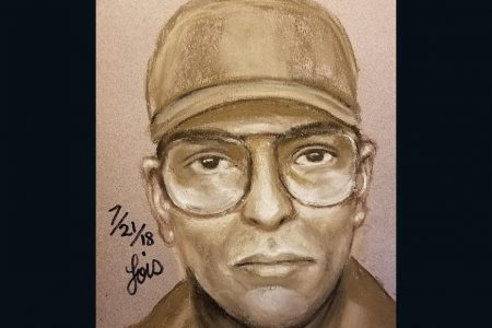 Houston police release sketch and photos of suspect in killing of George HW Bush's cardiologist