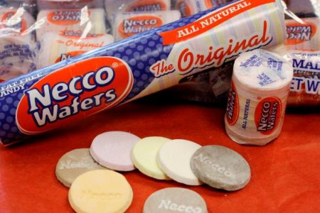 NECCO, the oldest American candy company, suddenly shuts its factory