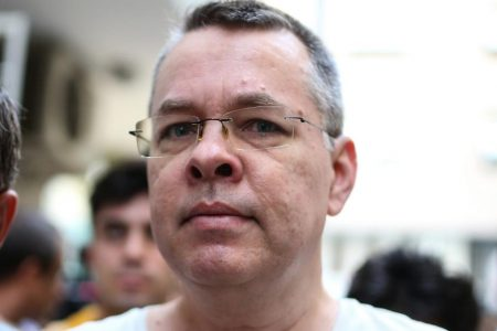Trump sought Israel's help to free American pastor in Turkey, officials say