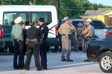 5 dead in possible murder-suicide at a Texas nursing center and home, official says