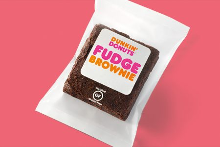 Dunkin' Donuts introduces its first gluten-free item