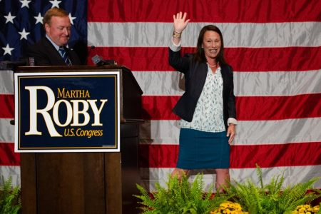 Martha Roby Wins Alabama House Runoff After Reconciling With Trump