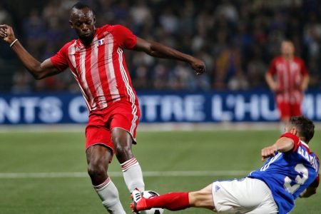 Usain Bolt, World's Fastest Man, to Try Out for Australian Soccer Club