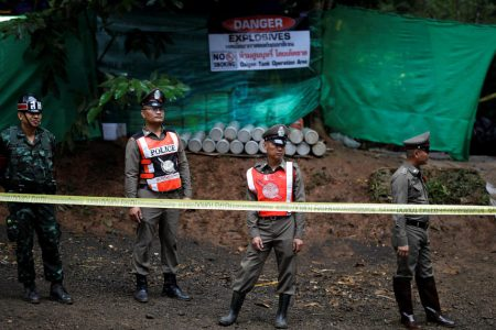 Thailand cave rescue: 4 boys successfully rescued from cave — live updates