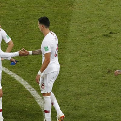Ronaldo, Portugal unable to continue great run at World Cup
