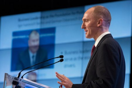 Carter Page FISA Documents Are Released by Justice Department
