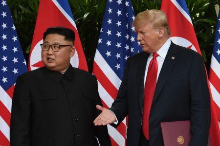 Trump Slowly Realizing It's North Korea's Reality Show, Not His