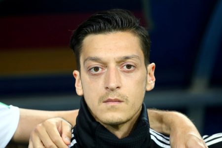 Mesut Ozil Quits German National Team, Citing Racism
