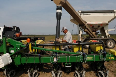 Farmers to Receive Up to $12 Billion to Ease Pain From Trump's Trade War