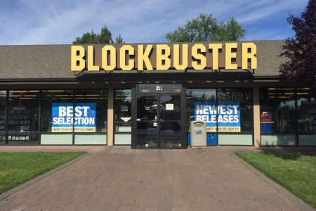 'Why are you still here?': Inside the last Blockbuster left in America