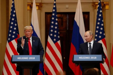 Trump's defense of Russia prompts outrage from some Republicans