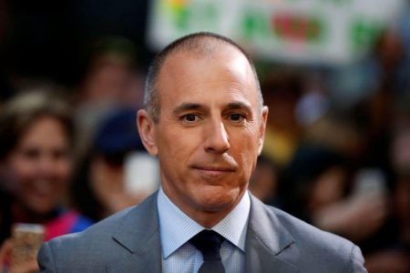 Matt Lauer says people are 'taking advantage' of his 'difficult times' in land dispute