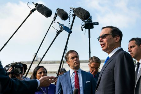 Trump Administration Mulls a Unilateral Tax Cut for the Rich