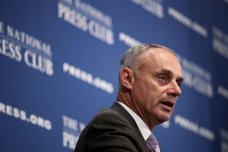 Commissioner Rob Manfred: MLB intends to 'be bold' in managing sport's changes