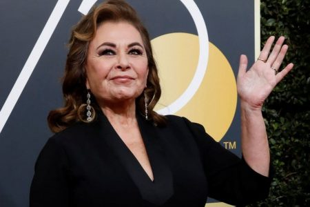 Roseanne Barr wants to apologize to Valerie Jarrett but doesn't have 'the right words'