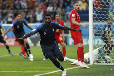 France downs Belgium in its latest World Cup fashion: Solid, methodical favorite