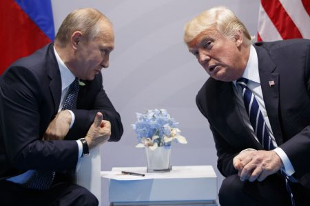 'Maybe he'll be a friend': Trump highlights common ground with Putin ahead of summit