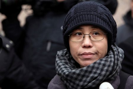 Liu Xia, widow of Chinese dissident poet, freed from house arrest, leaves China
