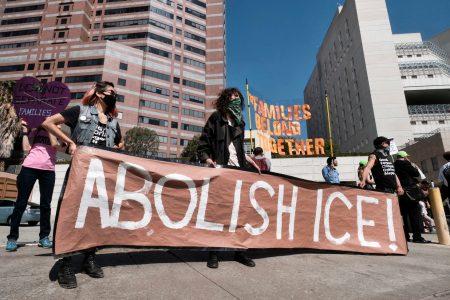 Democrats ready 'Abolish ICE' legislation